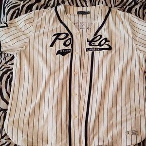 Polo Ralph Lauren baseball Jersey